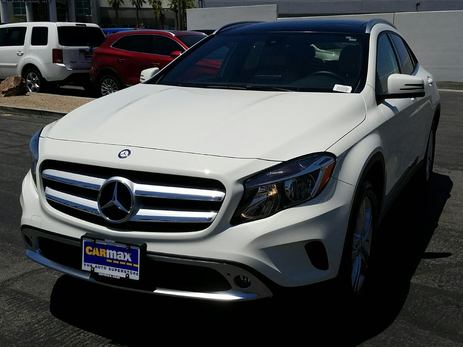 Used 2017 Mercedes-Benz GLA250 in Henderson, Nevada ...