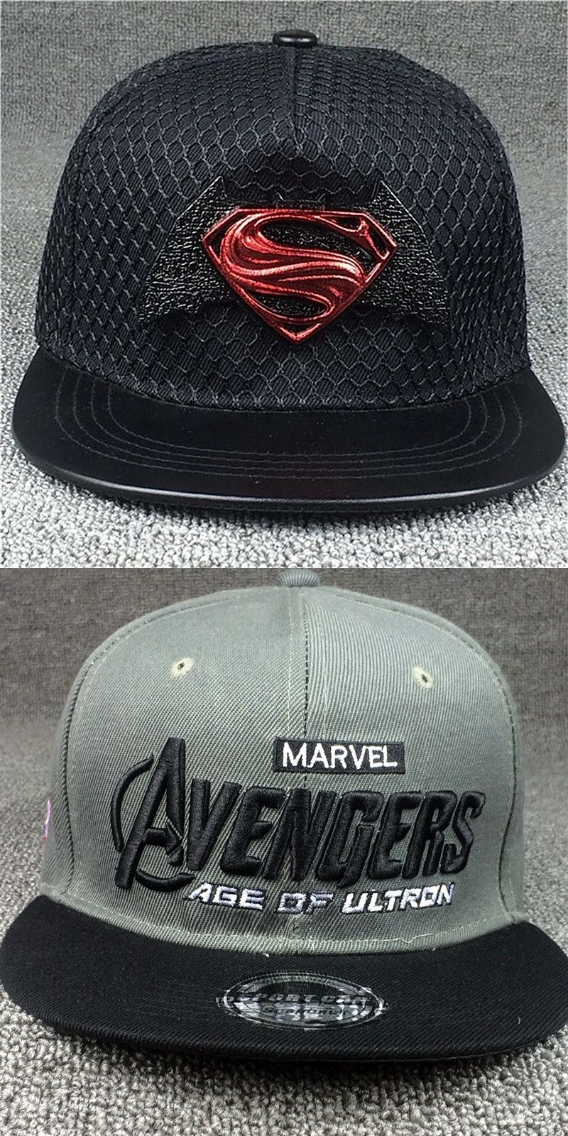 2015 marvel avengers embroidery bone snapback cartoon Iron man baseball cap  Captain America gorras planas chapeusfor 838d7d9d359