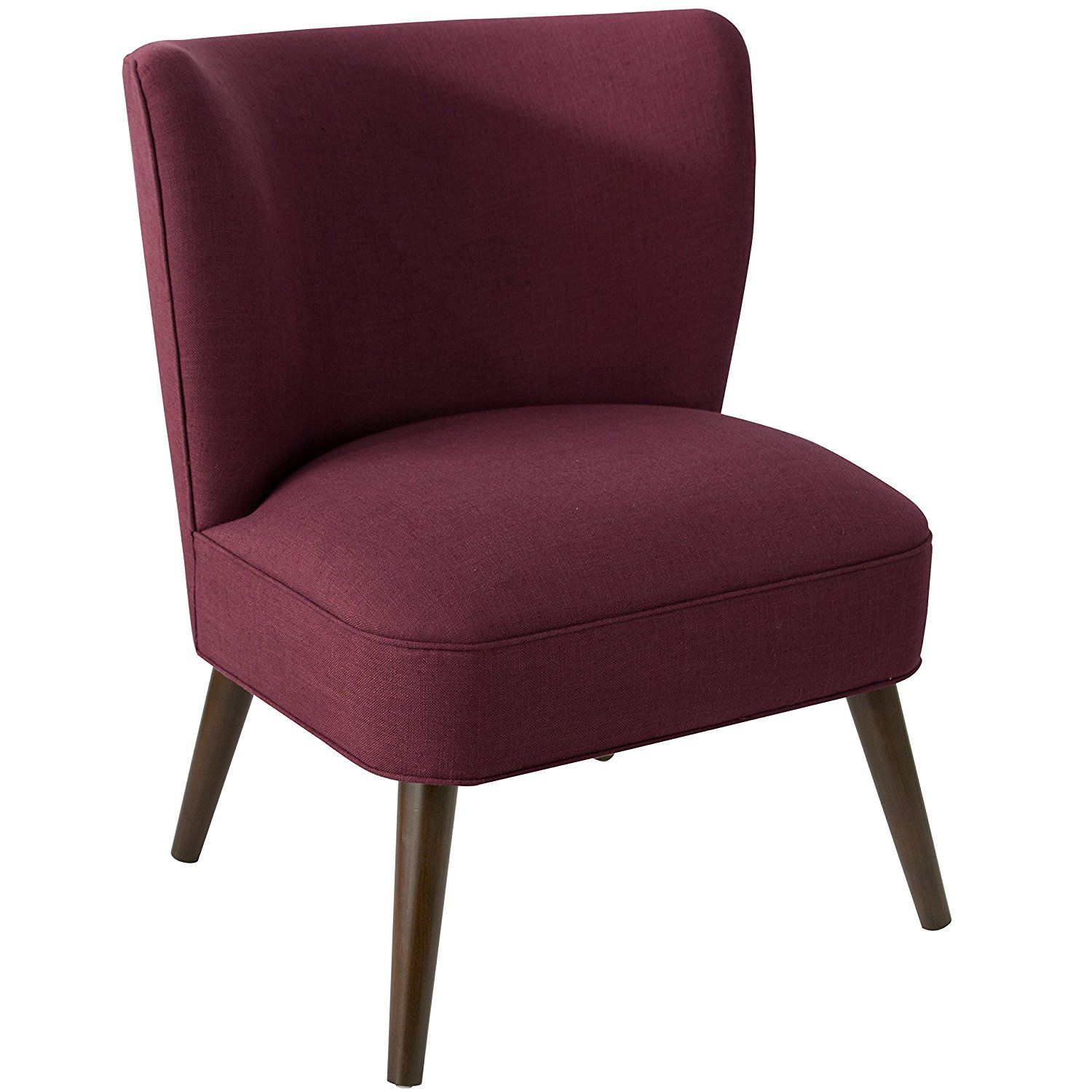 Best Amazon Com Apartment Therapy Accent Chair In Zuma Linen 400 x 300