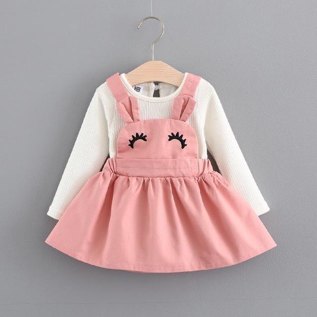 nettes partykleid  kinderkleidung kinder kleidung