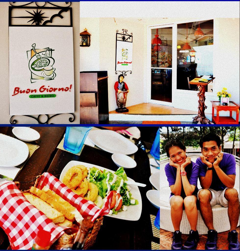 Buon Giorno @ Cliff House Tagaytay