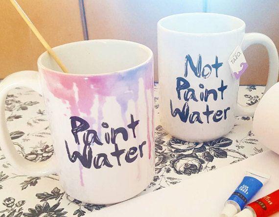 15 Acrylic Paint Pens For Rock Painting Wood Paper Metal Ceramic Fabric More Video Video Harry Potter Gifts Diy Mugs Diy Mugs