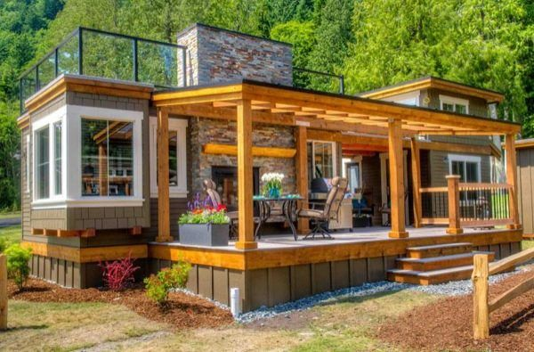 1000 ideas about park model homes on pinterest model homes mobile homes and tiny homes