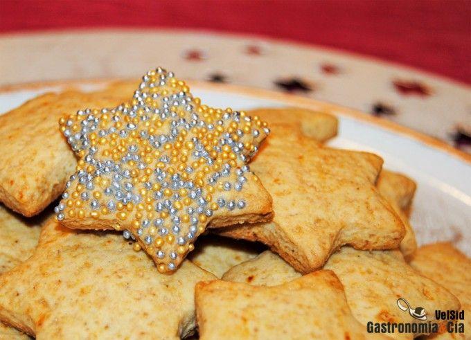 Recetas Fáciles De Galletas Para Hacer Con Niños En Navidad Cooking Recipes Food Happy Foods