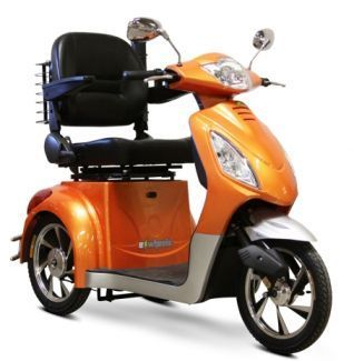 EW-36 | EW36 High Power Recreational 3 Wheel Mobility