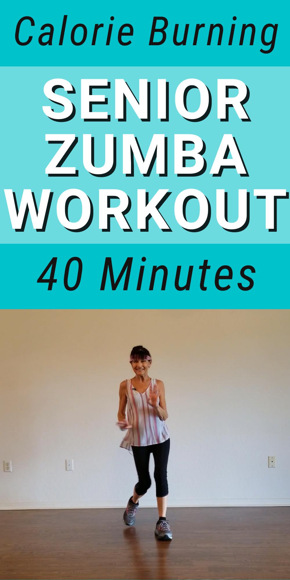 Senior Zumba Workout