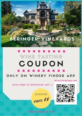 discount coupons napa wineries