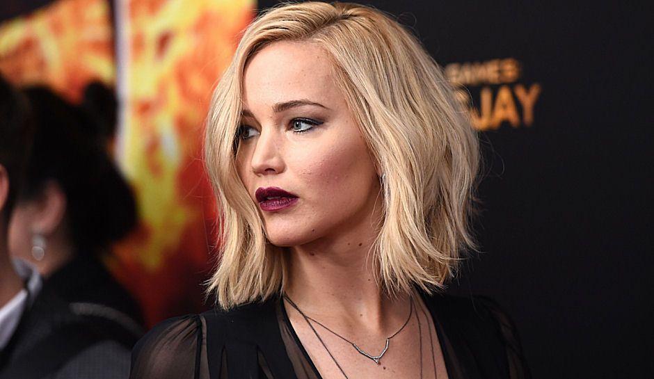 Jennifer Lawrence Haircut Passengers