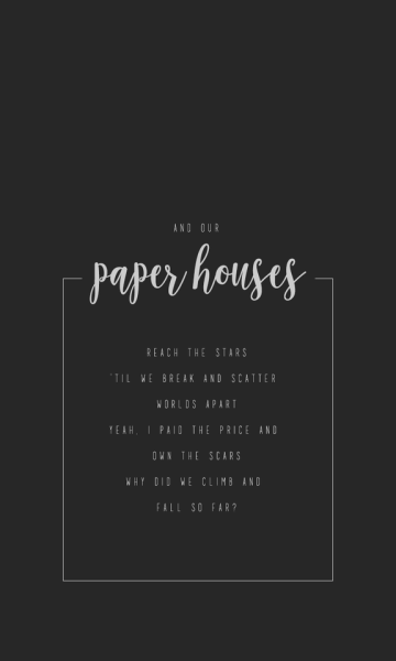 Hands Like Houses - New Romantics Lyrics ... - MetroLyrics