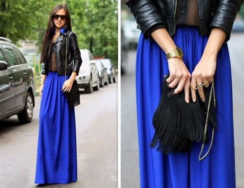 17 best images about Styling my navy maxi skirt on Pinterest ...
