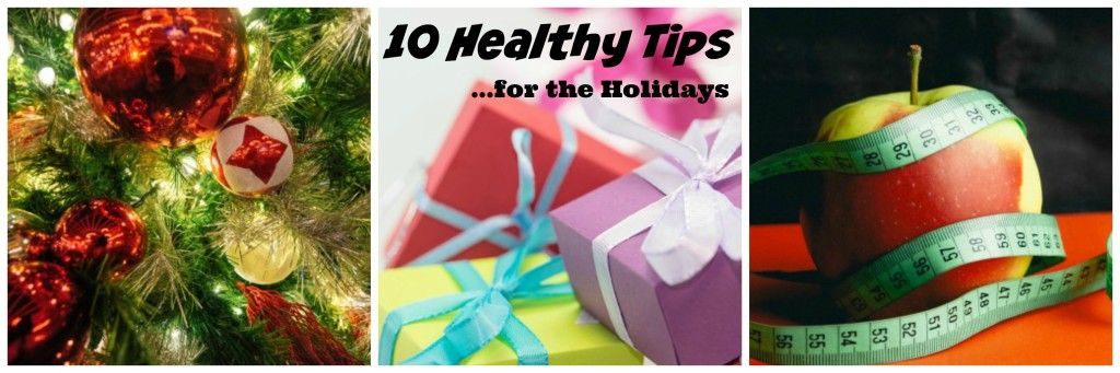 The holidays can take a lot out of us, but there are some easy ways to stay healthy and happy through the craziness.
