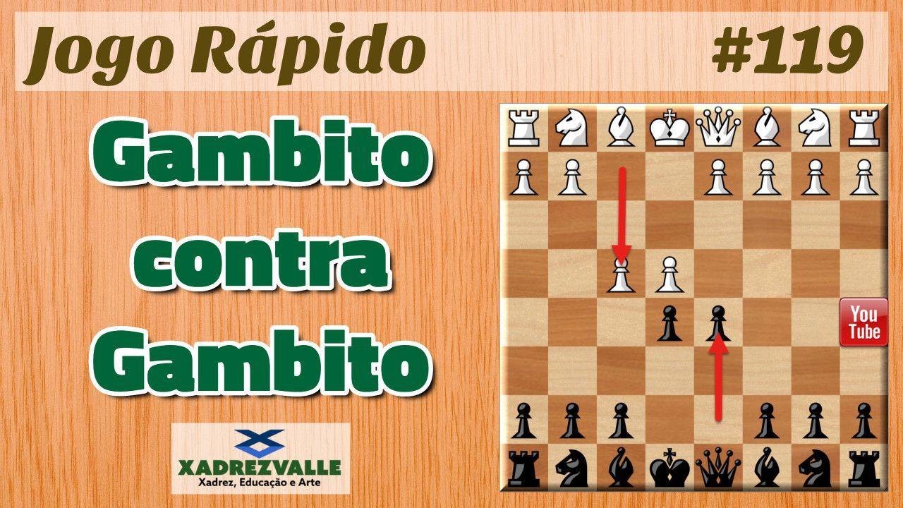 Serie Jogo Rapido Partidas Online Jogadas Pelo Mestre Fide Adriano Valle Nos Ritmos Blitz E Bullet Gambito Contra G Xadrez Jogo Aprender A Jogar Xadrez Jogos