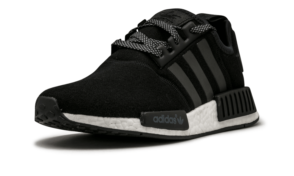 Triple Black Adidas NMD XR2 | Sole Collector