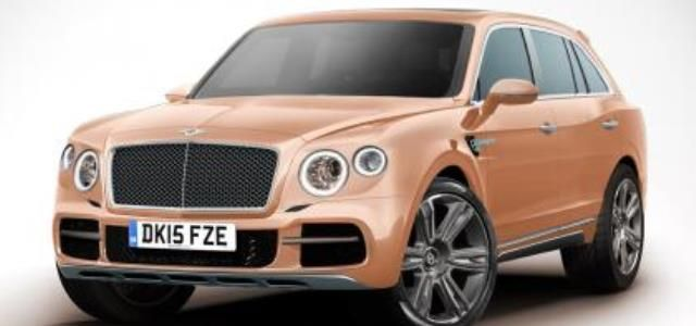 2016 Bentley Truck Suv Release Date And Price