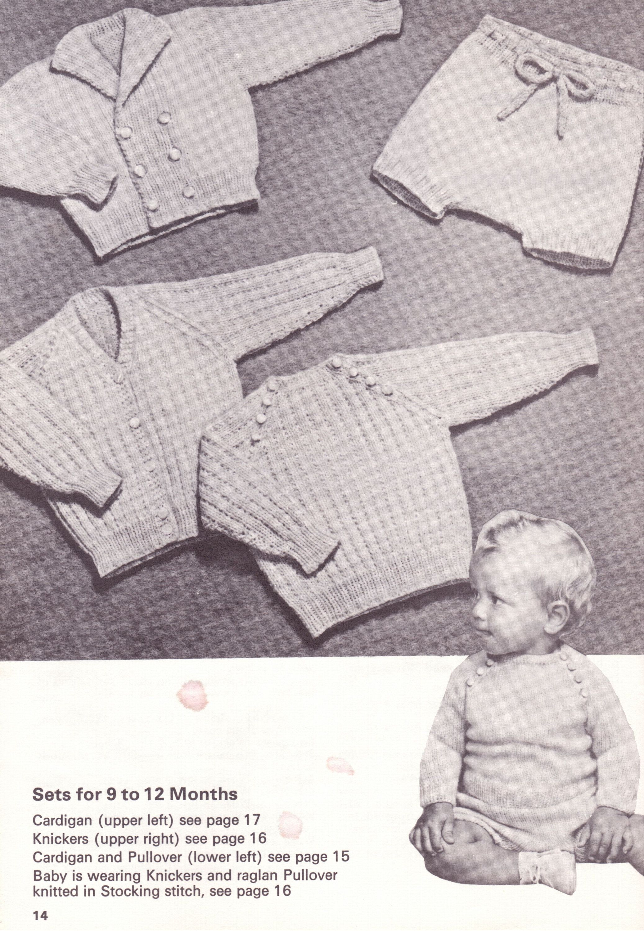 Knitted Cardigan / Knitting Pattern Central / Knit Cardigan / Knit ...
