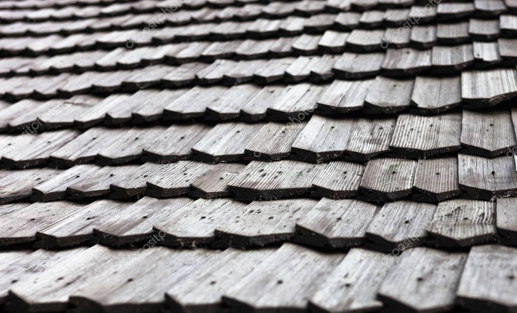 Old Wooden Shingle Roof Wooden Surface Texture Stock Photo Ad Roof Shingle Wooden Surface Ad Roof Shingles Shingling Surface Textures