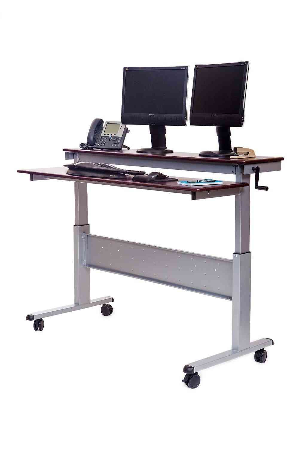 Standing Desk Amazon Stand Up Desk Ikea Standing Desk Adjustable Height Standing Desk