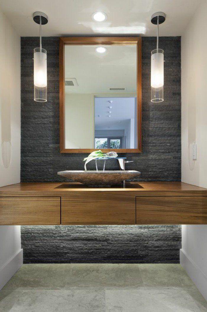 nice Idée décoration Salle de bain - vasque salle de bain avec deux