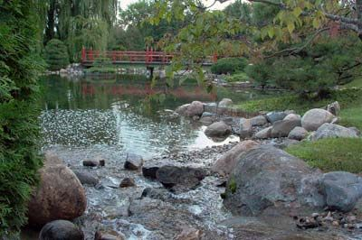 Normandale Community College Japanese Garden: 9700 France Avenue South, Bloomington, MN 55431 (952)487-8145. This tranquil 2 acre Japanese garden features a ...