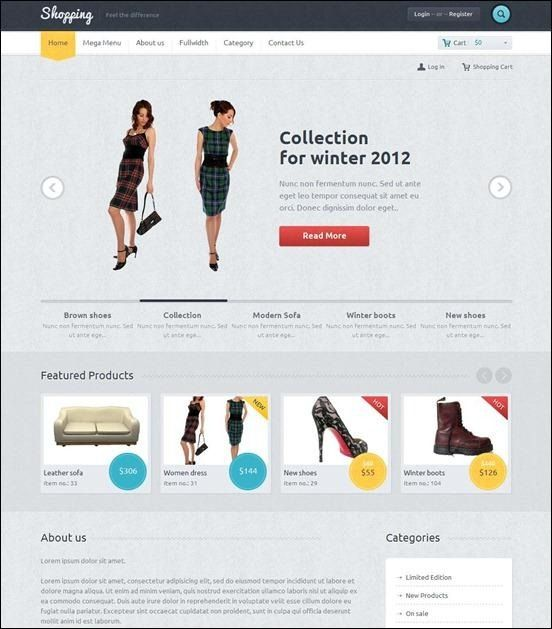 WordPress E-Commerce Theme You Can Make Money With Ecommerce