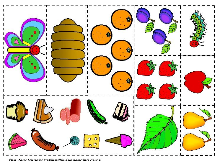 photo regarding The Very Hungry Caterpillar Story Printable identified as Counting Video game applying the tale \u201cThe Quite Hungry