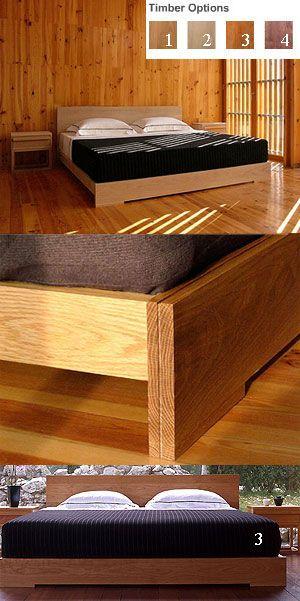 De La Espada   Atlantico 011 Bed   Modern Furniture   Zinc Details