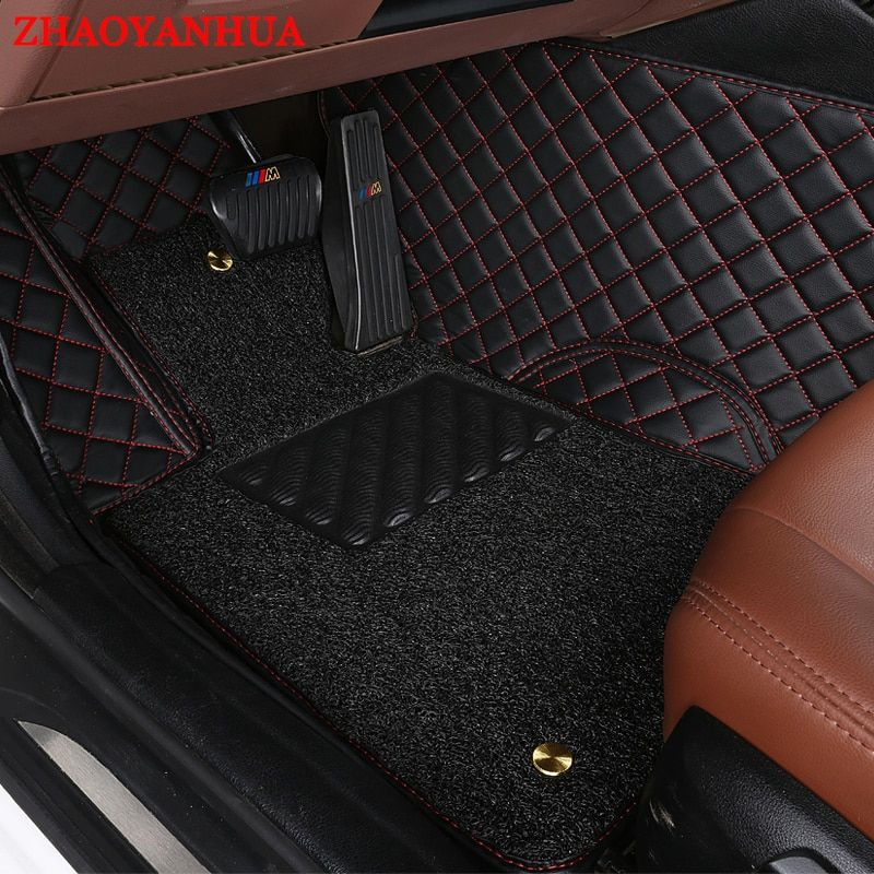 Zhaoyanhuacustom Made Car Floor Mats For Bmw X6 E71 E72 F16 All Weather Case Waterproof High Quality Rugs Carpet Liners Review Car Floor Mats Custom Car Floor Mats Fit Car