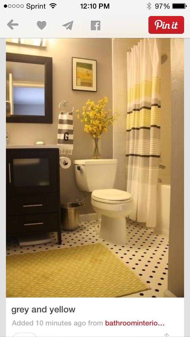 Pin by TaraLynn Hirschi on Home: Bathroom Ideas | Pinterest | Grey ...