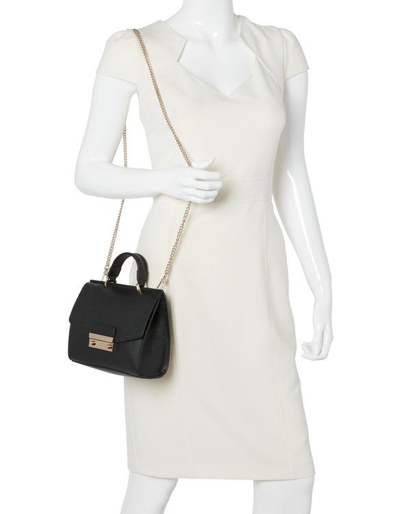 d713824cb FURLA Julia Mini Top Handle Satchel Furla Bag, Designer Bags, Dust Bag,  Beautiful