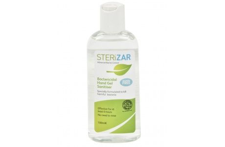 Sterizar Gel Hand Sanitiser 100ml ในป 2020