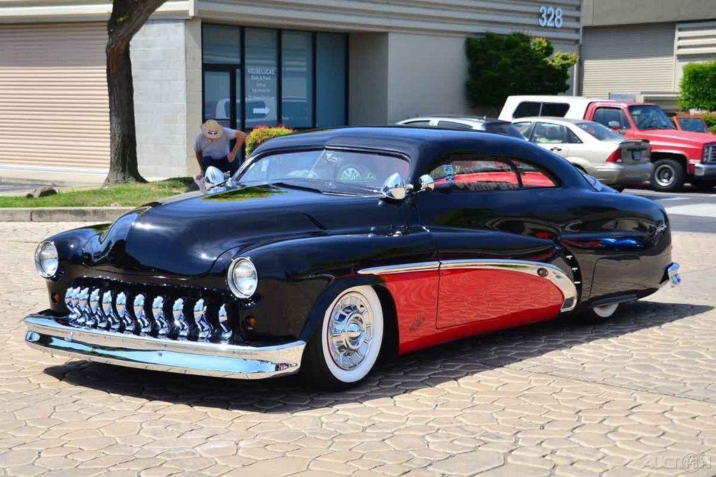 1951 Mercury Custom Built 2DR Hardtop | Custom cars for sale ...