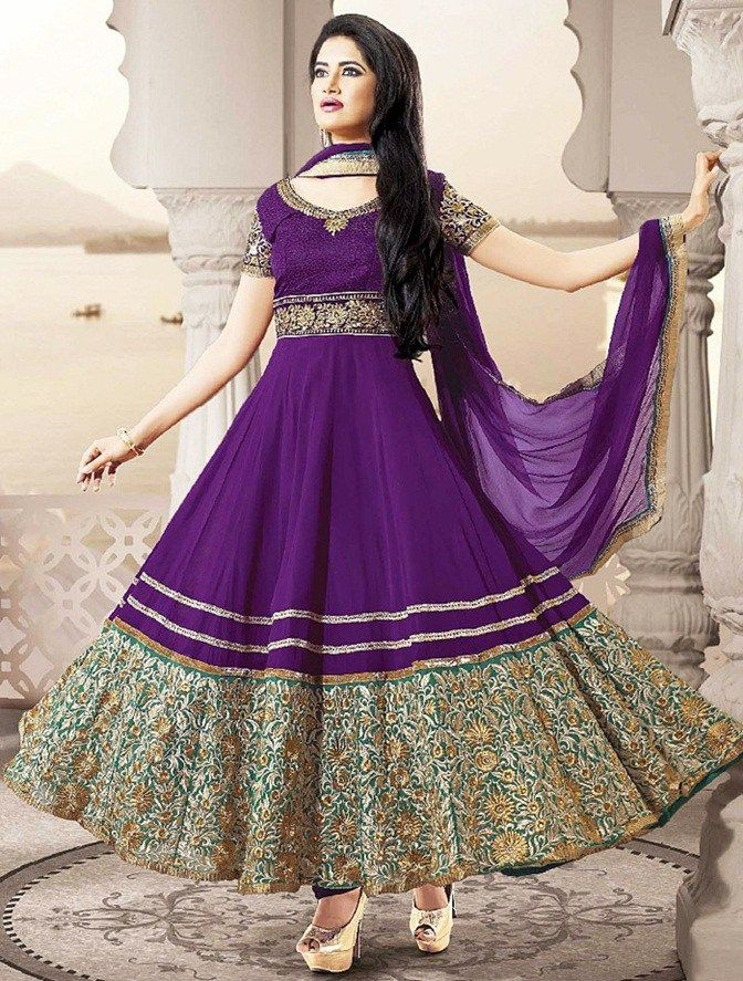 Party wear Dresses for girls | Fashion | Pinterest | Frocks, Frock ...