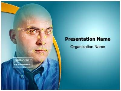 Face Detection Powerpoint Template is one of the best PowerPoint - nursing powerpoint template