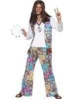 Kostým - Hippiesák 850Kč