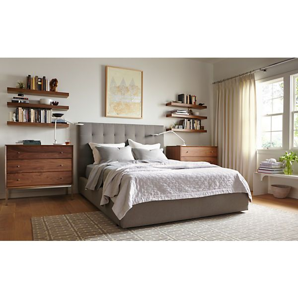 Avery Bed with Storage Drawer Bedroom Pinterest Bedroom