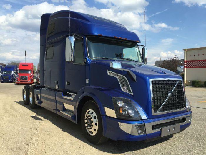 2017 Volvo Vnl 780 Volvo Big Trucks Volvo Trucks