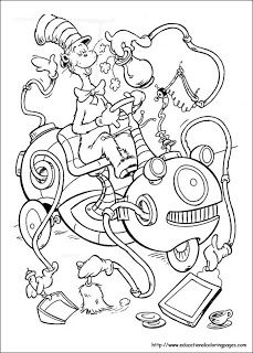 Dr Seuss Coloring Pages Dr Seuss Coloring Pages Dr Seuss