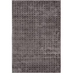 Photo of benuta Naturals Viskoseteppich Nelson Grau 140×200 cm – Moderner Teppich für Wohnzimmerbenuta.de