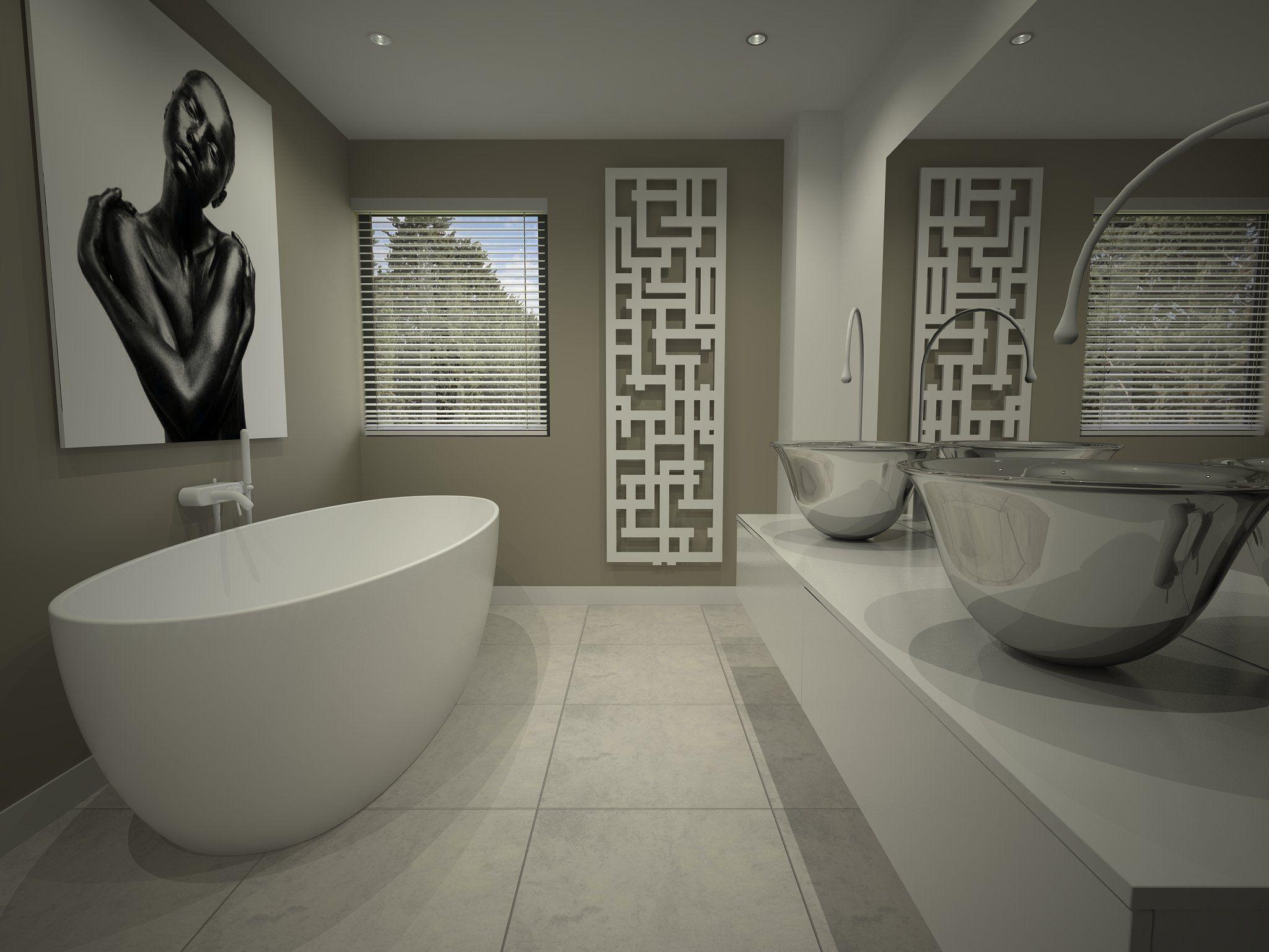 badkamer inspiratie chique badkamer tegels badkamer