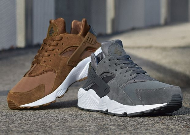 A Closer Look at Two Nike Air Huarache Releases for Black Friday