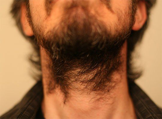 How To Trim Your Beard Trimming Your Beard Neck Beard Beard Neckline