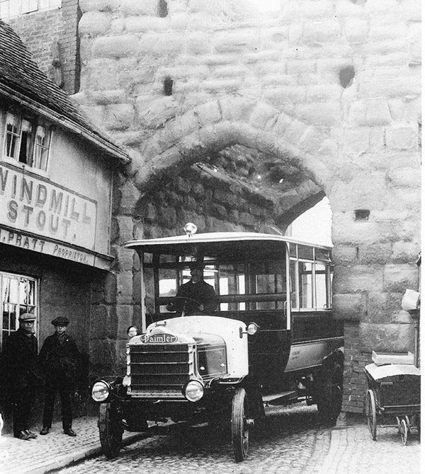 The Historic Coventry Forum: City Wall And Gates