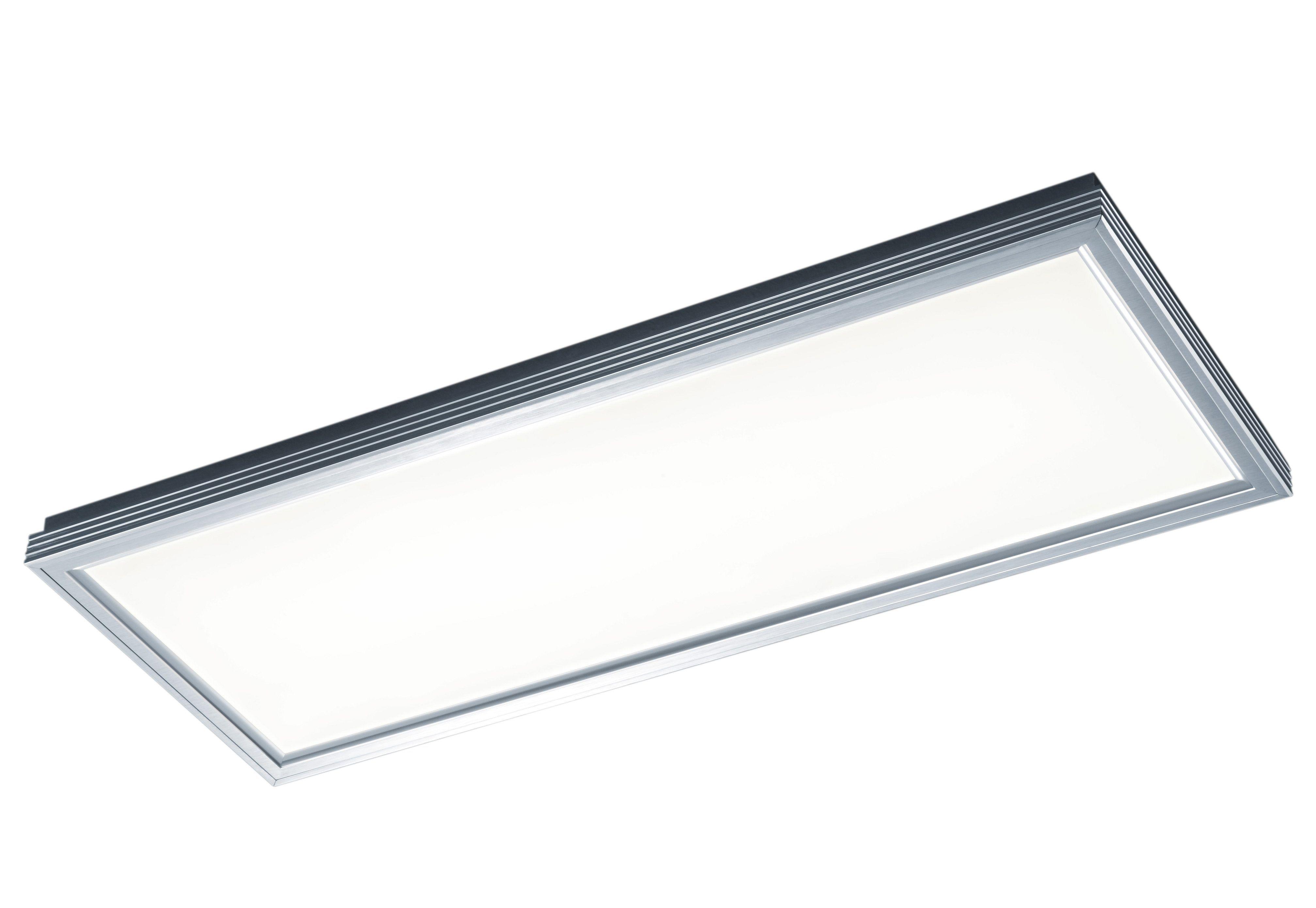 Inspirierend Led Lampen Deckenleuchte Beste Wahl Trio Leuchten Led-deckenleuchte Silber, Energieeffizienzklasse: A Jetzt