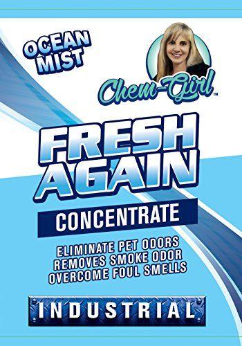 Fresh Again Odor Eliminator Removes Pet Laundry Smoke Smell Upholstery Rug Carpet Dog Beds Litter Box Crates Kennels 2 Oz Makes 1 Quart Deodorizer That Will Eliminate Stubborn Odors