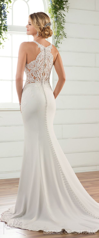 Essense of Australia Fall 2017 Wedding Dress Collection | Pinterest ...