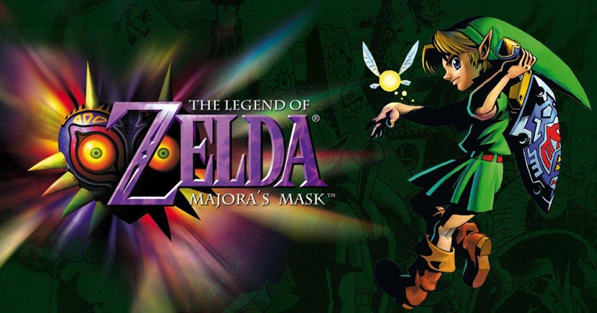 The Legend of Zelda: Majora's Mask Game Free download