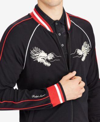 Polo Ralph Lauren Men's Cotton- Blend Jogger Pant - Coats & Jackets - Men -  Macy's