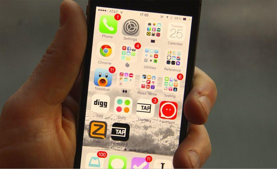 Las Apps de Terceros más Repetidas en las Pantallas de Inicio del iPhone