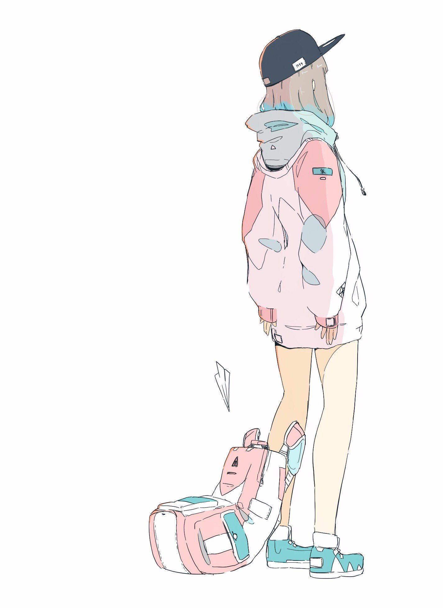 女の子イラスト」おしゃれまとめの人気アイデア|Pinterest