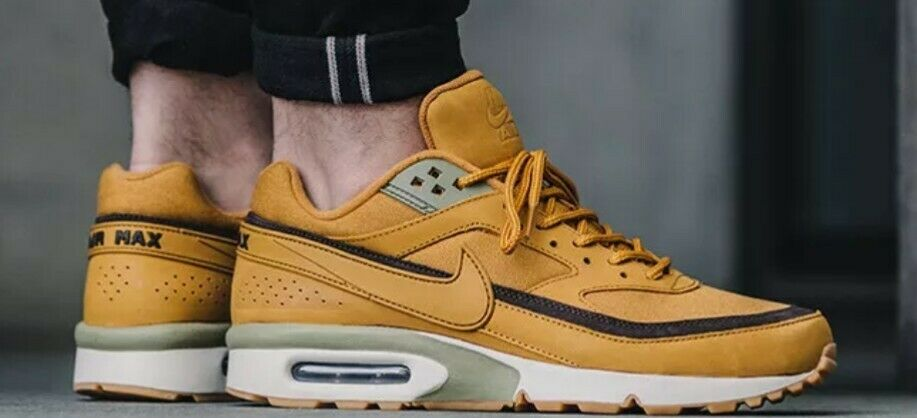 Details over NIKE AIR MAX BW CLASSIC BRONZE WHEAT BROWN GOLD
